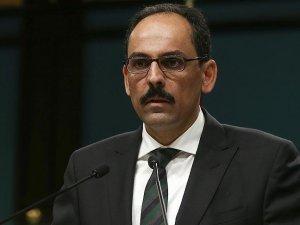 Kalın: Alman Parlamentosu yanlış bir karar da verdi