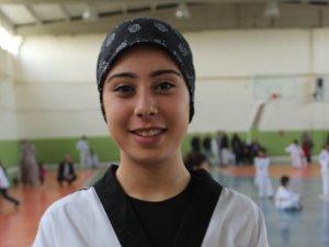 Beyşehirli tekvandocunun Türkiye şampiyonluğu