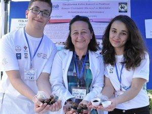 Lise öğrencilerinin 'Çörek otu' projesi Paraguay yolcusu