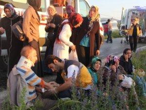 Bolu'da korkunç kaza! 30 yaralı
