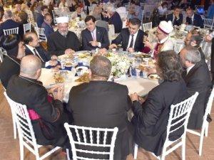 Semavi dinin temsilcileri ramazanın ilk gününde buluştu