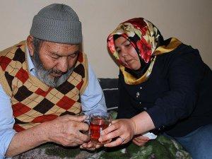 Afgan ailenin yaşam mücadelesi