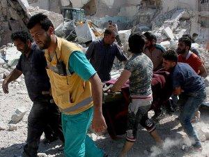 Esed güçleri sahur vakti sivilleri vurdu: 5 ölü