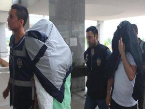Edirne merkezli FETÖ/PDY operasyonunda 2 tutuklama