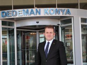 Konya'nın oteli Dedeman ramazana hazır