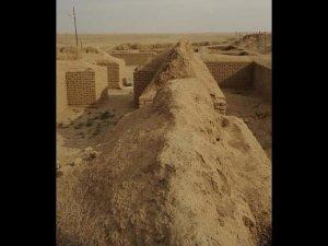 DAEŞ Irak'taki antik Nabu Tapınağı'nı patlattı