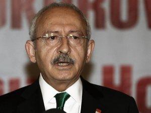 Kılıçdaroğlu: Polislerimize yönelik terör saldırısını lanetliyorum