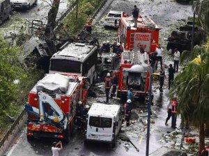 İstanbul'daki saldırıyla ilgili 4 gözaltı