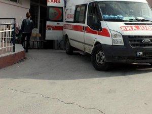 İzmir'de araziye tuzaklanmış patlayıcı infilak etti