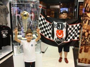 Şampiyonluk kupası Samsun'da