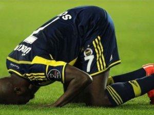 Moussa Sow Fenerbahçelileri heyecanlandırdı