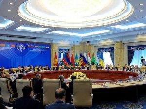 Bağımsız Devletler Topluluğu Başbakanlar Zirvesi yapıldı