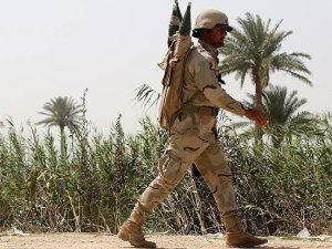 'DAEŞ'in kontrol ettiği 344 kilometrekarelik bölge alındı'