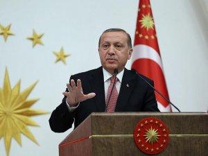 Erdoğan: Türkiye'yi terörle yönlendireceğini sananlar beyhude uğraşıyor