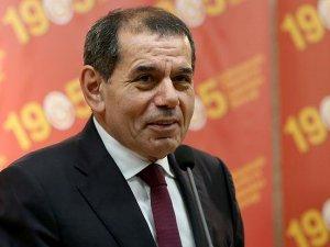 Özbek: Galatasaray'a layık bir antrenörle yolumuza devam edeceğiz