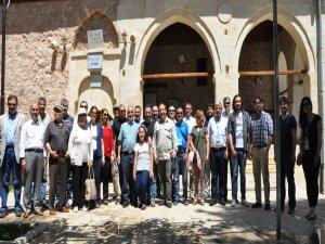 Ahmet Akman, Ermenek'te çalıştaya katıldı
