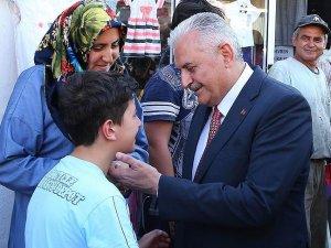 Başbakan Yıldırım ramazan boyunca 'kardeşlik' mesajı verecek