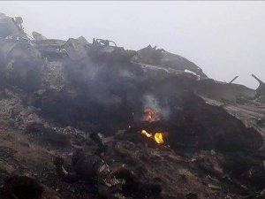 China: 4 dead in surveillance marine aircraft crash