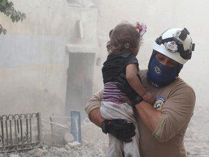 Halep'te hastane ve pazar yerine saldırı: 15 ölü, 20 yaralı