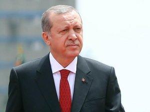 Erdoğan'dan şehit polisin ailesine başsağlığı telgrafı