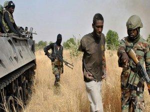 Boko Haram ile mücadelede 60 militan öldürüldü