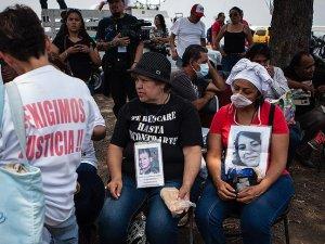 İHÖ: Meksika hükümeti insanlığa karşı suç işliyor