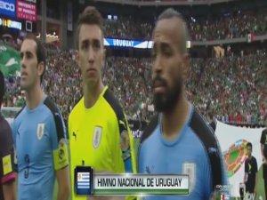 Copa America'da 'marş' skandalı