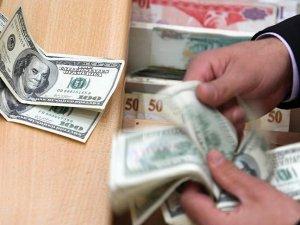 Dolar/TL bir ayın en düşüğünü gördü