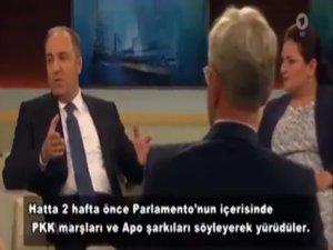AK Partili Yeneroğlu'ndan Alman vekile tokat gibi yanıt