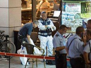 Tel Aviv'de silahlı saldırı: 4 ölü, 8 yaralı