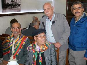 Yörük ve Türkmenler iftarda ihtiyarlarla buluştu