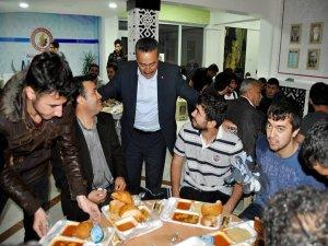 Seydişehir'de her gün 500 kişiye iftar
