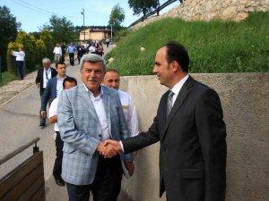 TDBB Heyetinden Saraybosna Mevlevihanesi'ne ziyaret
