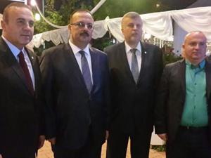 Konyaspor Yönetimi yeni Vali ile tanıştı