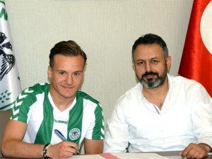 Deni Milosevic Konyaspor'da!