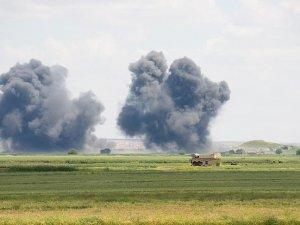 DAEŞ hedeflerine 11 yeni hava saldırısı