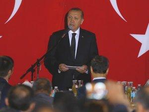Erdoğan: Suriye'de bir devlet terörü estiriliyor