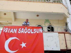 Midyatlılardan terör örgütü PKK'ya tepki