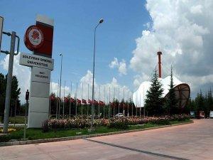 Süleyman Demirel Üniversitesinde 130 şüpheli hakkında kamu davası