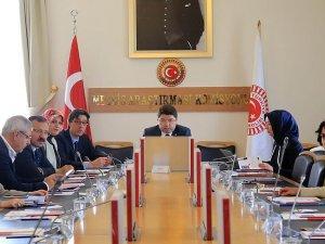 Meclis Çocuk İstismarını Önleme Komisyonu Karaman'a gidecek