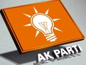 AK Parti'de o isimler belli oldu