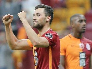 """""""Galatasaray'da iz bırakmak istiyorum"""""""