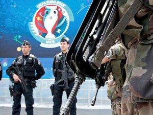 EURO 2016'da güvenlik endişesi!