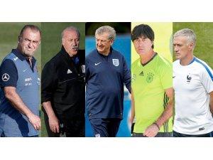İşte EURO 2016'nın teknik direktörleri