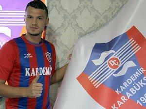 Kardemir Karabükspor'dan transfer