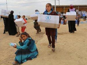 BM'den Irak'taki sığınmacılar için çağrı