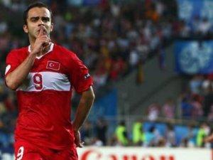 Türkiye'den Hırvatistan'a ilk gol Twitter'dan!