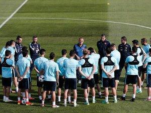 A Milli Futbol Takımı EURO 2016'da sahne alıyor