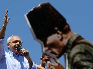 Kılıçdaroğlu: Kuvayi Milliyecileri asla yollarından geri döndüremezler