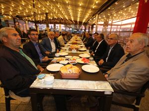 Beyşehir Belediyesi'nden iftar yemeği